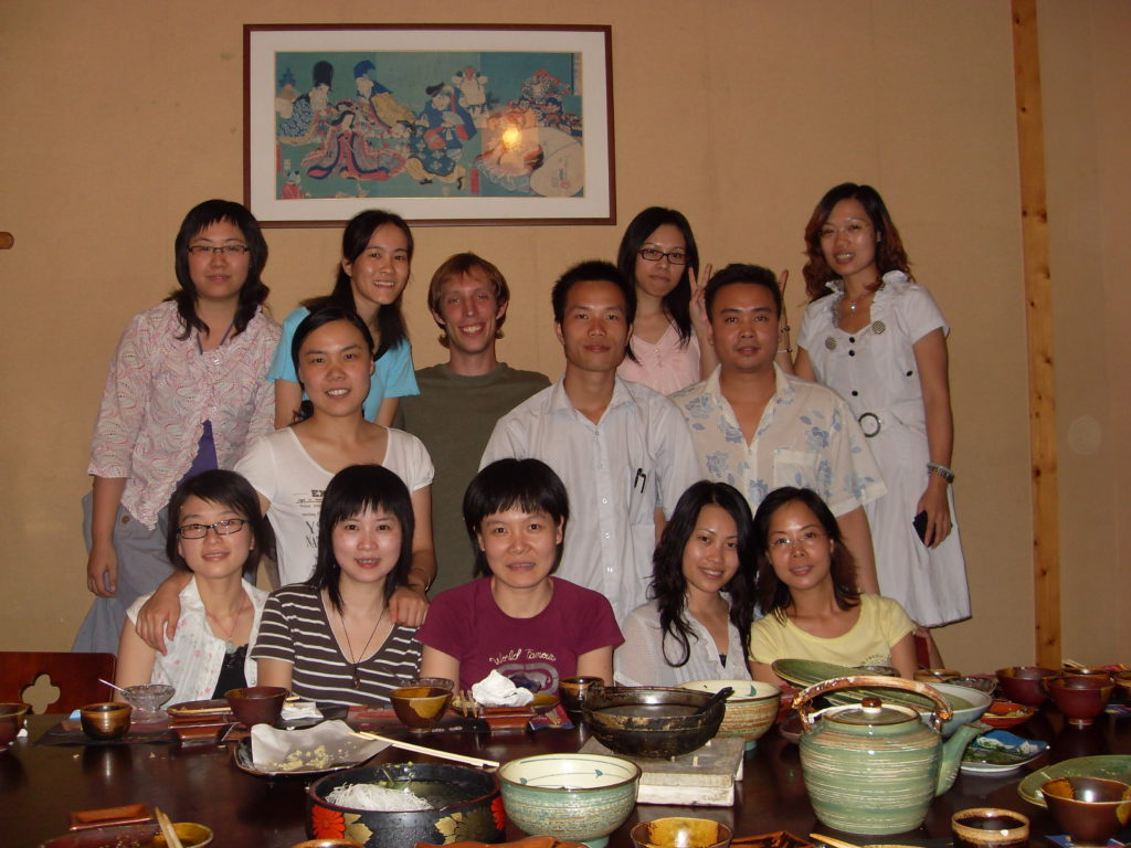 Teach English in China Adult Class